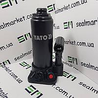 Домкрат одноштоковый 3т YATO YT-17001 H= 194 - 374 мм