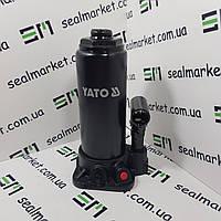 Домкрат одноштоковый 5т YATO YT-17002 H= 216 - 413 мм