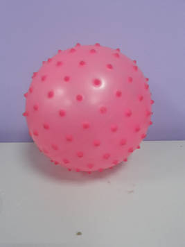 Детский мяч с шипами