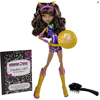 Кукла Monster High Clawdeen Wolf Power Ghouls