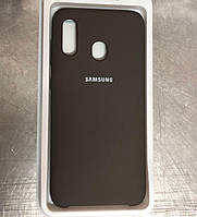 "Чехол на Samsung A 20 №22 ""Кофе"""