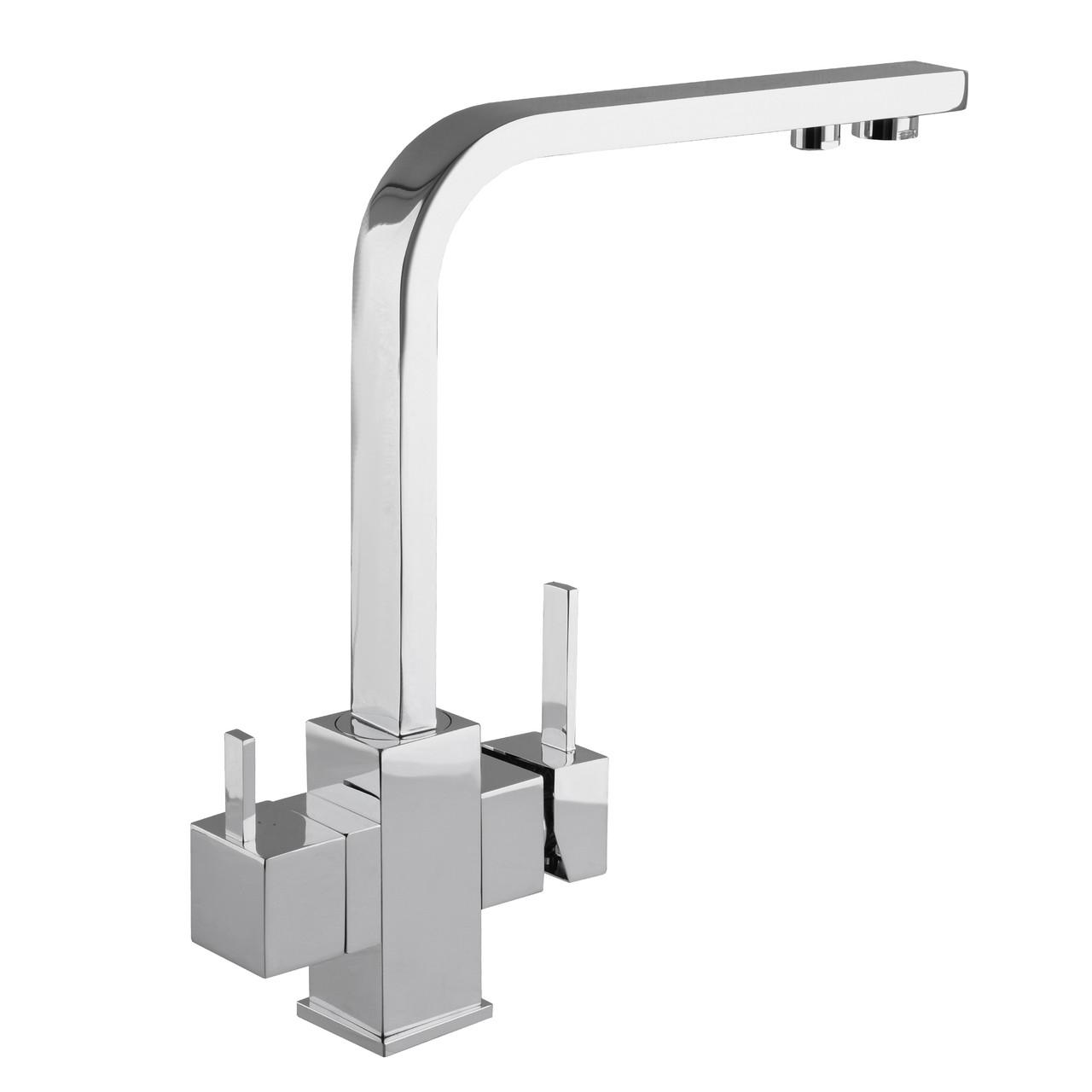 Смеситель для кухни под осмос Globus Lux GLLR-0111