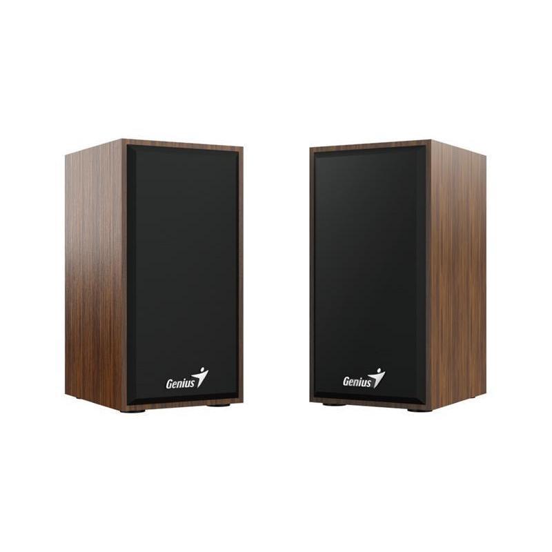 Акустична система 2.0 Genius SP-HF180 Wood (31730029400)