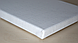 Холст на подрамнике Factura Unico 100х300 см джут Италия 584 грамм кв.м. крупное зерно, белый, фото 4