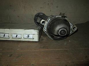 №115 Б/у стартер 1,8  2,0  2,2  0001109015   для  Opel Astra G Vectra B  Zafira 1998-2005