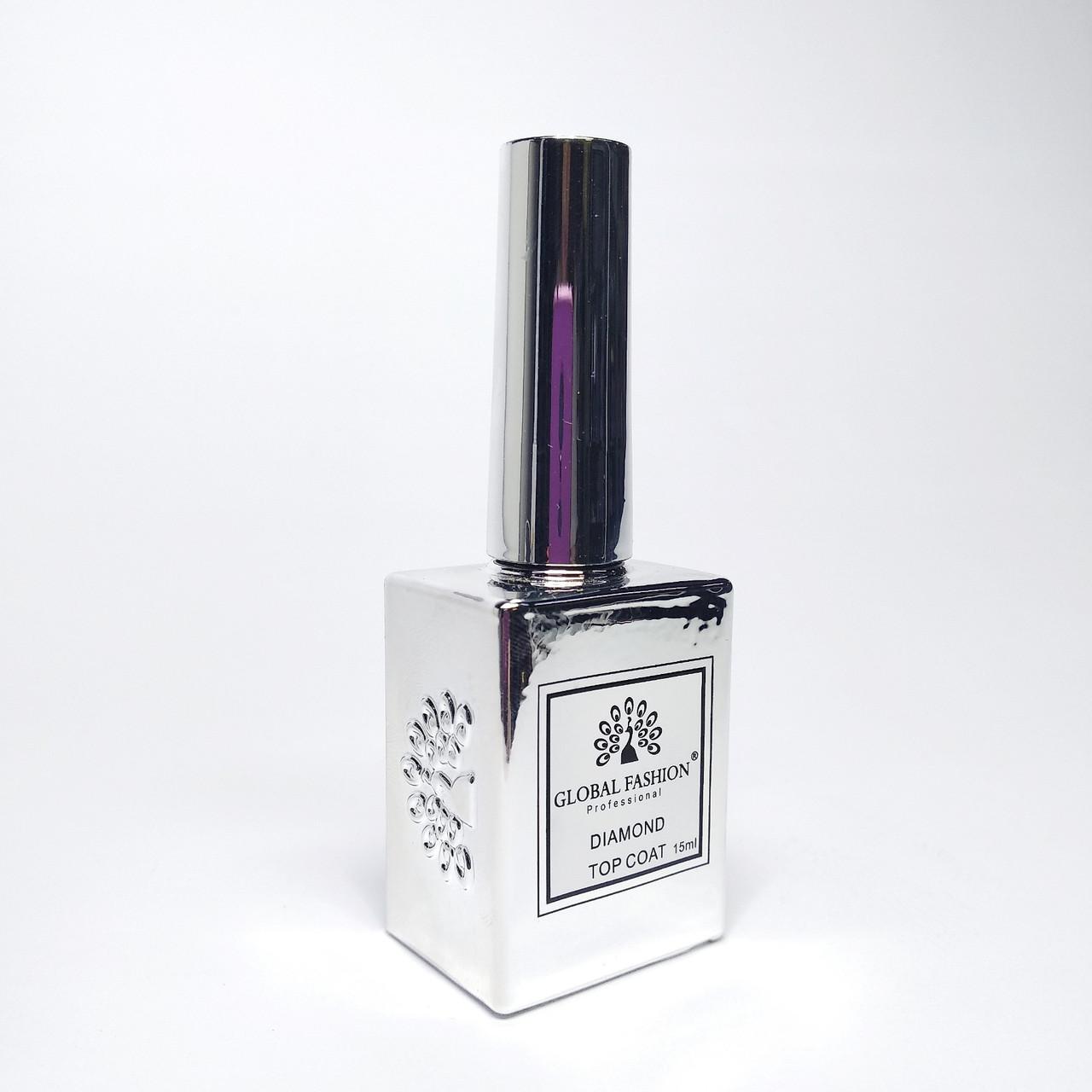 Топ для гель-лака Global Fashion Top-Diamond