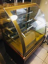 Кондитерська холодильна вітрина 1.0 м DAKOTA PATISSERIE Технохолод