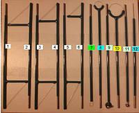 Комплект гинекологических электродов (нить 0,35 мм)