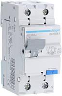 Диференціальні автоматичні вимикачі тип C 4,5 кА Hager
