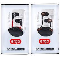 Наушники с микрофоном ERGO ES-200i