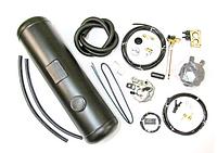 Газовая установка на ВАЗ 2106 з 50 л баллоном (Solex)
