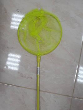 Детский сачек желтый
