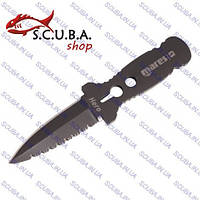 Нож для подводной охоты и дайвинга MARES HERO, фото 1