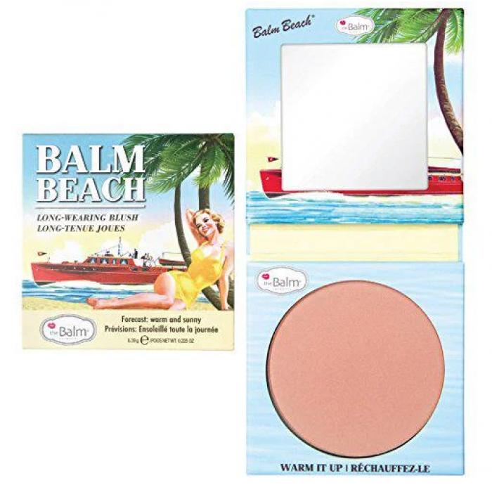 Румяна-бронзер The Balm Bronzer Balm Beach