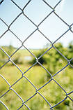 Сетка Рабица оцинкованная 60х60, Ø 2,5 мм, высота 1,20 м, рулон 10 м, фото 4