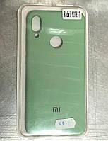 "Чехол на Xiaomi redmi note 7 №1 ""Фисташка"""