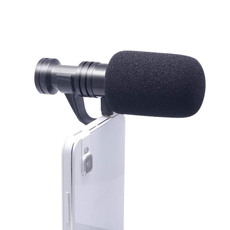Спрямований мікрофон Mcoplus VM-P01 для телефону (смартфону)