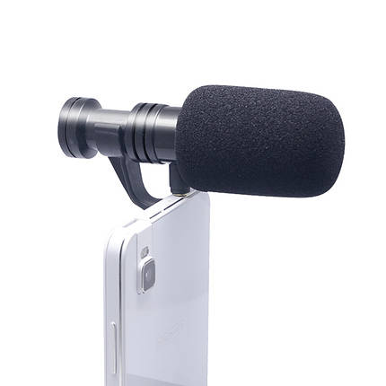 Спрямований мікрофон Mcoplus VM-P01 для телефону (смартфону), фото 2