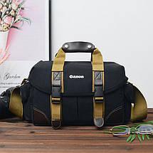 """Полотняна Сумка для фотоапаратів Canon (тип """"5014""""), фото 2"""