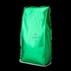 Пакет с центральным швом 80*250 ф (30+30) зелёный