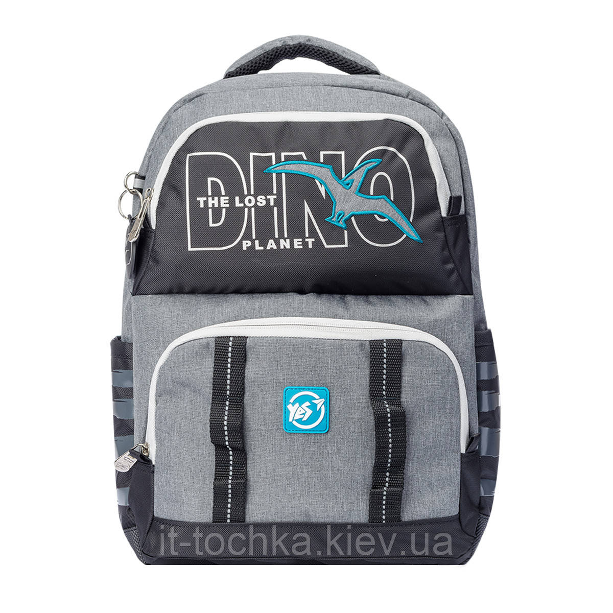 Рюкзак школьный yes s-30 juno x  dino yes 558143