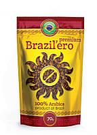 Кофе растворимый Brazil`ero Premium 140 гр