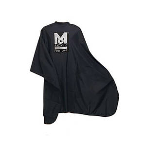 Накидка для стрижки черная Moser 0092-6230