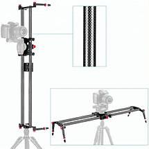 Слайдер для камер CA-100 от Visico - 100 см (карбоновый), фото 2