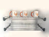 Сушка для посуды 800 мм нержавеющая сталь, фото 1