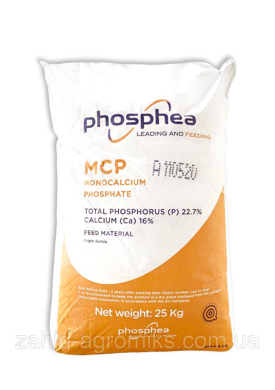 Монокальцийфосфат кормовой, Phosphea, кормовая добавка