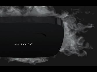 Безпровідний  датчик диму Ajax FireProtect