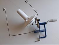 Моталка для пряжи с металлическими шестернями