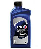 Elf EVOLUTION 900 SXR 5w30 1л/0,85кг ACEA: A5/B5, API : SL/CF НОВАЯ КАНИСТРА!!