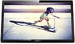 "Современный телевизор Philips 22"" Full HD/DVB-T2/USB (1366x768), фото 2"