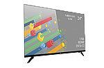 "Современный телевизор Ergo  24"" Full HD/DVB-T2/USB (1920×1080), фото 3"