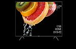 """Современный телевизор Hisense  17"""" HD-Ready/DVB-T2/USB (1366x768), фото 4"""