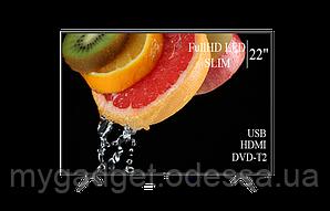 """Современный телевизор Hisense  22"""" FullHD/DVB-T2/USB (1080р)"""