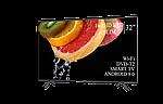 "Современный телевизор Hisense  32"" Smart-TV/FullHD/DVB-T2/USB (1920×1080) Android 9.0, фото 3"