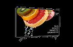 "Современный телевизор Hisense  32"" Smart-TV/FullHD/DVB-T2/USB (1920×1080) Android 9.0, фото 4"
