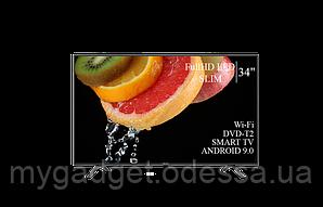"Качественный телевизор Hisense 34"" Smart-TV/FullHD/DVB-T2/USB (1920×1080) Android 9.0"