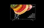"""Качественный телевизор Hisense 34"""" Smart-TV/Full HD/DVB-T2/USB (1920×1080) Android 9.0, фото 4"""