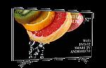 """Современный телевизор Hisense  52"""" Smart-TV/DVB-T2/USB Android 7.0 АДАПТИВНЫЙ 4К/UHD, фото 2"""