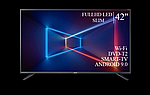 "Современный телевизор Sharp  42"" Smart-TV/FullHD/DVB-T2/USB Android 9.0, фото 2"