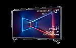 "Современный телевизор Sharp  42"" Smart-TV/FullHD/DVB-T2/USB Android 9.0, фото 4"