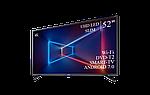 "Современный телевизор Sharp  52"" Smart-TV/DVB-T2/USB Android 7.0 АДАПТИВНЫЙ 4К/UHD, фото 3"