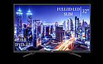 """Сучасний телевізор JVC 32"""" FullHD+DVB-T2+USB, фото 4"""