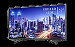 """Современный телевизор JVC  52"""" Smart-TV+DVB-T2+USB Android 7.0 АДАПТИВНЫЙ 4К/UHD, фото 3"""