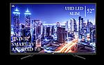 """Современный телевизор JVC  52"""" Smart-TV+DVB-T2+USB Android 7.0 АДАПТИВНЫЙ 4К/UHD, фото 4"""