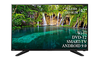 "Современный телевизор Toshiba 42"" Smart-TV+Full HD+DVB-T2+USB Android 9.0"
