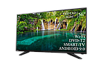 "Современный телевизор Toshiba  56"" Smart-TV/+DVB-T2+USB АДАПТИВНЫЙ UHD,4K/Android 9.0, фото 2"